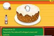 Tessa's Apple Cake