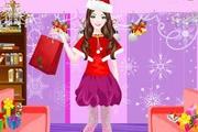 Mrs Claus Shopping