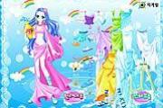 Aquarius Zodiac Dress Up