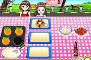 Kids Pancake Corner