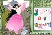 Flowers Fairy Dress Up