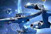 Hidden Alphabets Spaceship