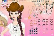 Texan Beauty Dressup