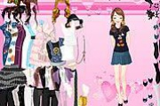 Summer Fashion Dressup